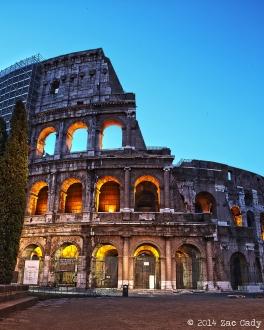 Coliseum HDR 1